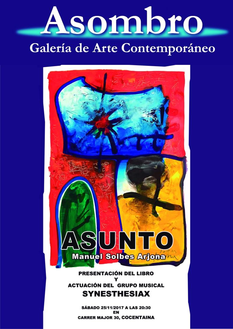 ASUNTO cartel